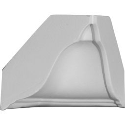 "3 1/2""P x 3 5/8""H, Inside Corner for Moulding Profiles"