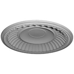 "59 1/4""OD x 50 1/8""ID x 8 3/8""D Dublin Recessed Mount Ceiling Dome (51 1/4""Diameter x 9""D Rough Opening)"