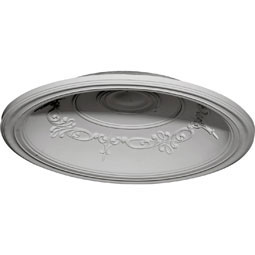 "35""OD x 27 7/8""ID x 5 5/8""D Chesterfield Recessed Mount Ceiling Dome (29 1/2""Diameter x 6 5/8""D Rough Opening)"