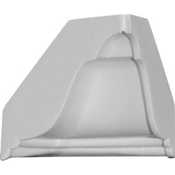 "4 3/4""W x 4 7/8""H, Inside Corner for Moulding Profiles"