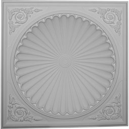 "38 1/2""OD x 30 3/4""ID x 6 1/2""D Odessa Recessed Mount Ceiling Dome (32 1/2""Diameter x 7 7/8""D Rough Opening)"