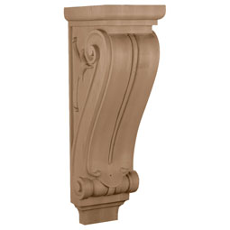 "7""W x 8""D x 22""H Large Classical Corbel"
