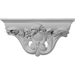 "13 1/8""W x 3 3/4""D x 6 5/8""H, Hillsborough Decorative Shelf"