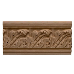 "5 3/4""H x 1 1/4""P x 8'L (4"" Repeat) Molding Avenue"